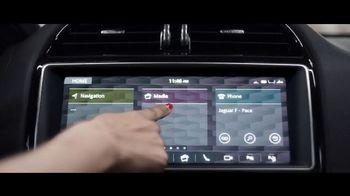 Jaguar F-PACE TV Spot, 'The New Faces of Jaguar: Kayper & Jimmy' [T2] - Thumbnail 3
