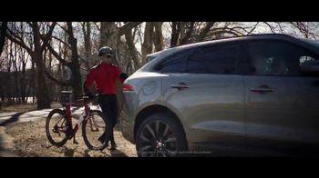 Jaguar F-PACE TV Spot, 'The New Faces of Jaguar: Kayper & Jimmy' [T2] - Thumbnail 6