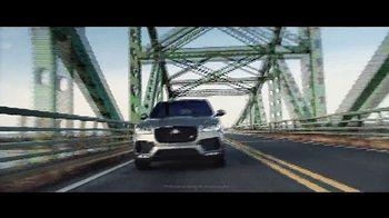 Jaguar F-PACE TV Spot, 'The New Faces of Jaguar: Kayper & Jimmy' [T2] - Thumbnail 8