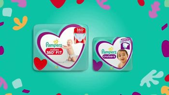 Pampers Cruisers 360 Fit TV Spot, 'Pampers Cruisers 360' Song by Steppenwolf - Thumbnail 10