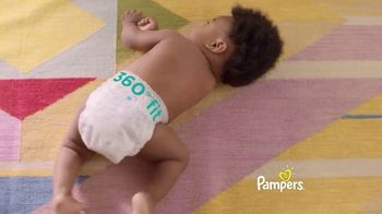 Pampers Cruisers 360 Fit TV Spot, 'Pampers Cruisers 360' Song by Steppenwolf - Thumbnail 5