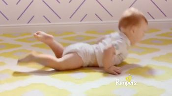 Pampers Cruisers 360 Fit TV Spot, 'Pampers Cruisers 360' Song by Steppenwolf - Thumbnail 7