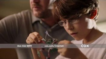 Cox Panoramic Wi-Fi TV Spot, 'New Advanced Technology' Song by Walter Martin