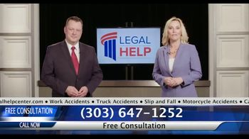 Legal Help Center TV Spot, 'Mintz Law Firm: Call Now'