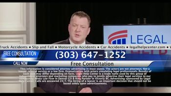 Legal Help Center TV Spot, 'Mintz Law Firm: Call Now' - Thumbnail 8