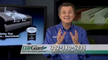 LeafGuard of Chicago Spring Blowout Sale TV Spot, 'Tired' - 1 commercial airings