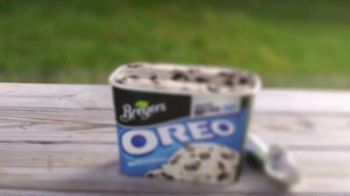 Breyers OREO Cookies and Cream TV Spot, 'Two Desserts' - Thumbnail 1