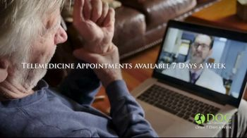 Direct Orthopedic Care TV Spot, 'Virtual Appointments'