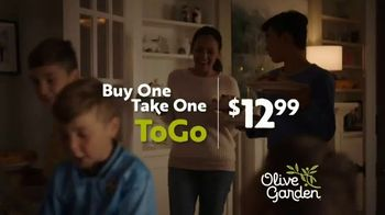 Olive Garden Buy One Take One TV Spot, 'Pickup or Delivery' - Thumbnail 4