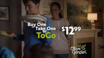 Olive Garden Buy One Take One TV Spot, 'Pickup or Delivery' - Thumbnail 5
