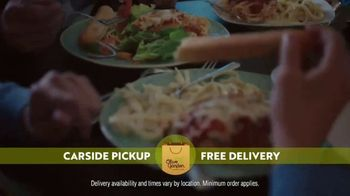 Olive Garden Buy One Take One TV Spot, 'Pickup or Delivery' - Thumbnail 7
