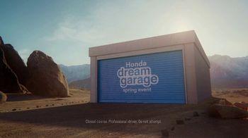 Dream Garage Spring Event: Passport and Pilot [T2] thumbnail