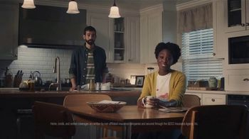 GEICO TV Spot, \'New Apartment Clogging Problem\'
