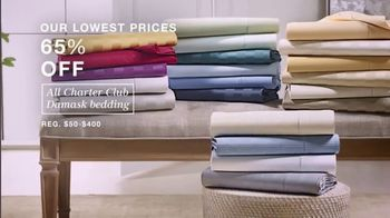 Macy's TV Spot, 'Lowest Prices of the Season: Small Appliances, Damask Bedding and Suits' - Thumbnail 2