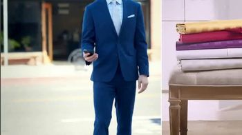 Macy's TV Spot, 'Lowest Prices of the Season: Small Appliances, Damask Bedding and Suits' - Thumbnail 3