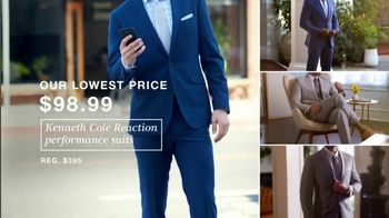 Macy's TV Spot, 'Lowest Prices of the Season: Small Appliances, Damask Bedding and Suits' - Thumbnail 4