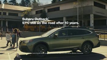 Subaru Outback TV Spot, 'Easy Commute' [T2] - 625 commercial airings