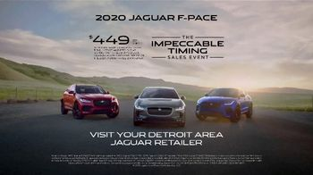 Jaguar Impeccable Timing Sales Event TV Spot, 'Jimmy & Kayper' [T2] - Thumbnail 10