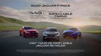 Jaguar Impeccable Timing Sales Event TV Spot, 'Jimmy & Kayper' [T2] - Thumbnail 9