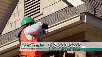 LeafGuard of Chicago Spring Blowout Sale TV Spot, 'Not a Cover' - Thumbnail 3