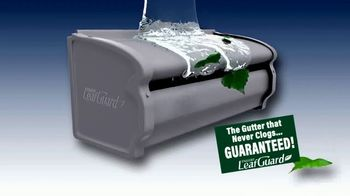 LeafGuard of Chicago Spring Blowout Sale TV Spot, 'Not a Cover' - Thumbnail 4