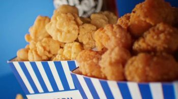 Jack in the Box Popcorn Chicken Combos TV Spot, 'Irresistible' - Thumbnail 7