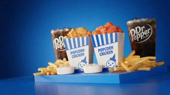 Jack in the Box Popcorn Chicken Combos TV Spot, 'Irresistible' - Thumbnail 8