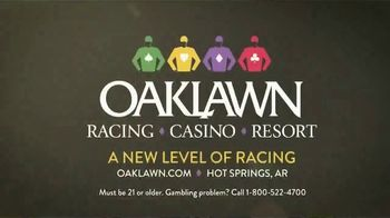 Oaklawn Racing Casino Resort TV Spot, 'Gearing Up' - Thumbnail 10