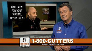 Beldon LeafGuard $99 Installation Sale TV Spot, 'Virtual Appointment' - Thumbnail 8