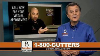 Beldon LeafGuard $99 Installation Sale TV Spot, 'Virtual Appointment' - Thumbnail 6