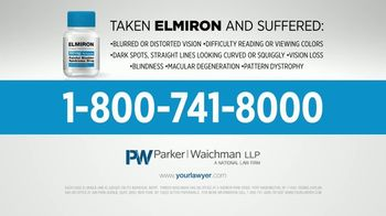 Parker Waichman TV Spot, 'Elmiron' - Thumbnail 6