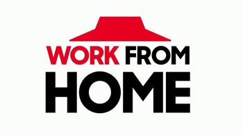 Pizza Hut TV Spot, 'Work From Home'