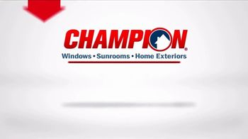 Champion Windows TV Spot, 'Sunroom: 25 Percent Off' - Thumbnail 10