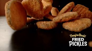 Zaxby's Fried Pickles TV Spot, 'Dill-icious' - Thumbnail 1