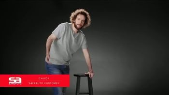 SafeAuto TV Spot, 'Chuck: Tilt N Scream' - Thumbnail 1
