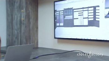 Closet Factory TV Spot, 'Spending More Time at Home?' - Thumbnail 5