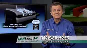 LeafGuard of Chicago Spring Blowout Sale TV Spot, 'No Matter the Weather'