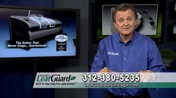 LeafGuard of Chicago Spring Blowout Sale TV Spot, 'No Matter the Weather' - Thumbnail 3