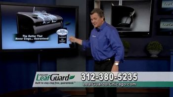 LeafGuard of Chicago Spring Blowout Sale TV Spot, 'No Matter the Weather' - Thumbnail 4