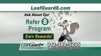 LeafGuard of Chicago Spring Blowout Sale TV Spot, 'No Matter the Weather' - Thumbnail 8