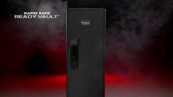 Hornady Security RAPiD Safe Ready Vault TV Spot, 'Storage Flexibility' - Thumbnail 2
