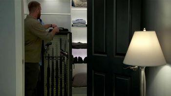 Hornady Security RAPiD Safe Ready Vault TV Spot, 'Storage Flexibility' - Thumbnail 9