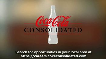 Coca-Cola Consolidated TV Spot, 'Come Join Our Team' - Thumbnail 6