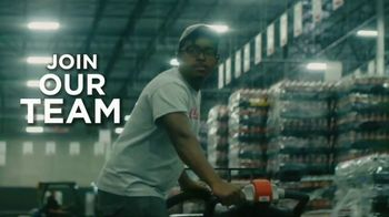 Coca-Cola Consolidated TV Spot, 'Come Join Our Team' - Thumbnail 5