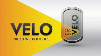 Velo Nicotine Pouches TV Spot, 'No Accessories Required'