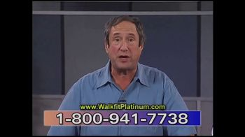 WalkFit Platinum TV Spot, 'Put Comfort Back in Your Life' - Thumbnail 4