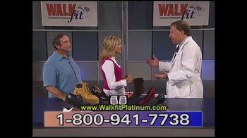 WalkFit Platinum TV Spot, 'Put Comfort Back in Your Life' - Thumbnail 5