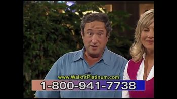 WalkFit Platinum TV Spot, 'Put Comfort Back in Your Life' - Thumbnail 6