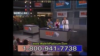 WalkFit Platinum TV Spot, 'Put Comfort Back in Your Life'