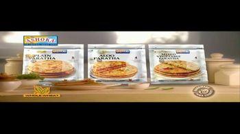 Ashoka Foods Paratha TV Spot, 'Handmade'